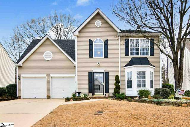 102 Crossview Drive, Simpsonville, SC 29680 (#1412488) :: Connie Rice and Partners