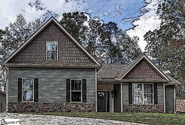 241 Inlet Pointe Drive, Anderson, SC 29625 (#1412490) :: Connie Rice and Partners