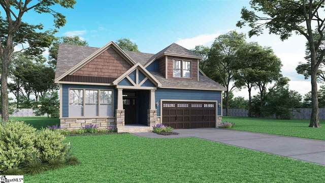 39 Double Crest Drive Lot 69, Taylors, SC 29687 (#1412496) :: Connie Rice and Partners