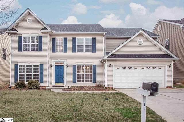 11 Galway Drive, Greer, SC 29650 (#1412513) :: The Toates Team