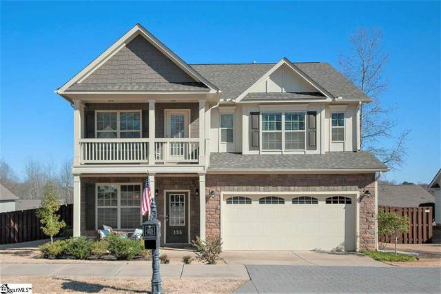 135 Stone Cottage Drive, Anderson, SC 29621 (#1412517) :: The Robby Brady Team