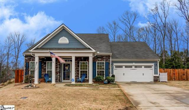 120 Dauphine Way, Greer, SC 29650 (#1412519) :: Connie Rice and Partners