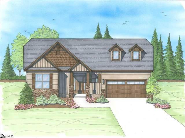 105 Ridgefield Lane Lot 36, Greer, SC 29651 (#1412527) :: Hamilton & Co. of Keller Williams Greenville Upstate