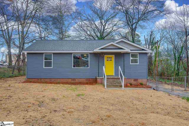 1 Lombard Lane, Greenville, SC 29605 (#1412534) :: Connie Rice and Partners