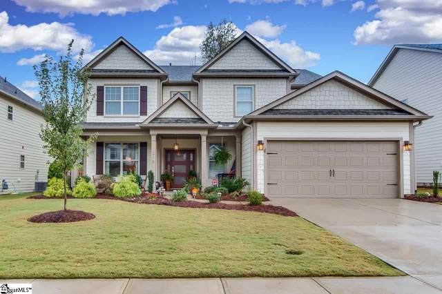 218 Talon Court, Taylors, SC 29687 (#1412537) :: Connie Rice and Partners