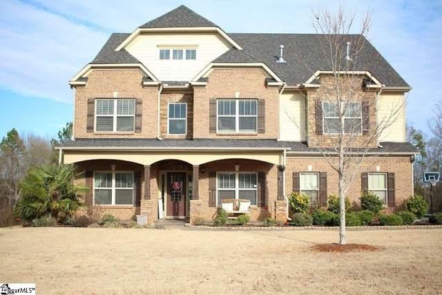 201 Ellington Creek Lane, Greer, SC 29651 (#1412538) :: Hamilton & Co. of Keller Williams Greenville Upstate