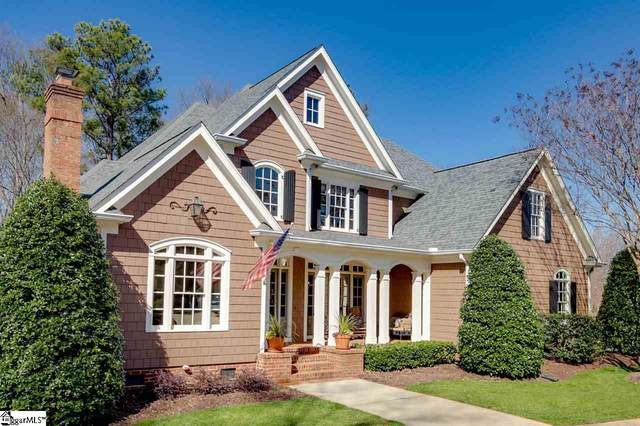 12 Gossamer Place, Greenville, SC 29607 (#1412542) :: Connie Rice and Partners