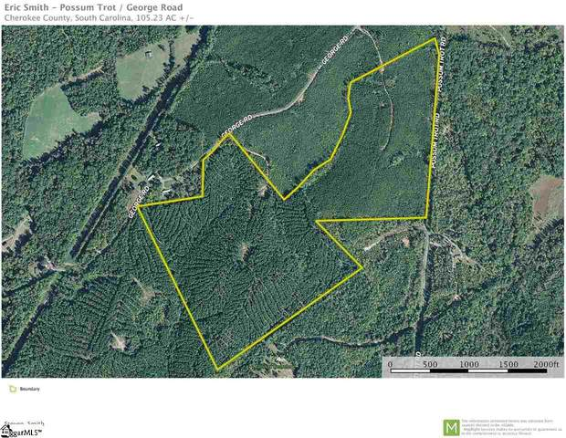 Possum Trot Road, Blacksburg, SC 29702 (MLS #1412550) :: Resource Realty Group