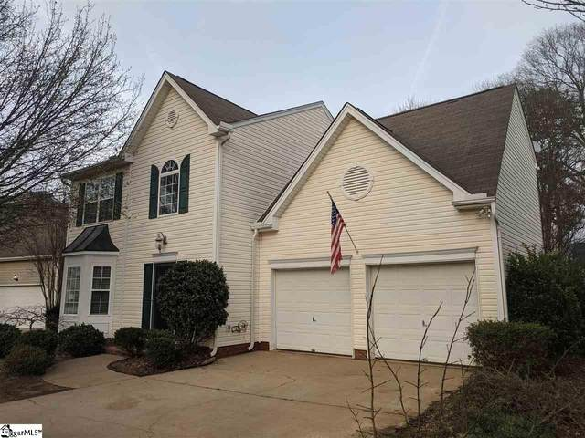 614 Fairview Lake Way, Simpsonville, SC 29680 (MLS #1412565) :: Resource Realty Group