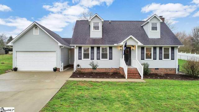 618 Spearman Road, Pelzer, SC 29699 (#1412569) :: Connie Rice and Partners