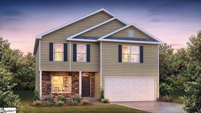 244 Hillendale Way, Pelzer, SC 29669 (#1412596) :: Connie Rice and Partners