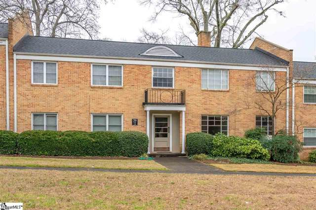 100 Lewis Drive 20 H, Greenville, SC 29605 (#1412602) :: The Haro Group of Keller Williams