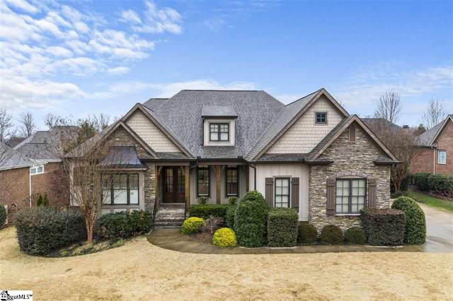 5 London Court, Greer, SC 29650 (#1412627) :: Connie Rice and Partners