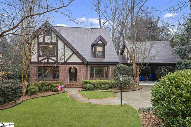 10 Marshall Court, Greenville, SC 29605 (#1412644) :: Connie Rice and Partners