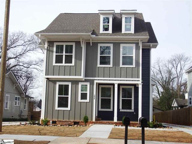 102 A Ladson Street, Greenville, SC 29605 (#1412656) :: The Haro Group of Keller Williams