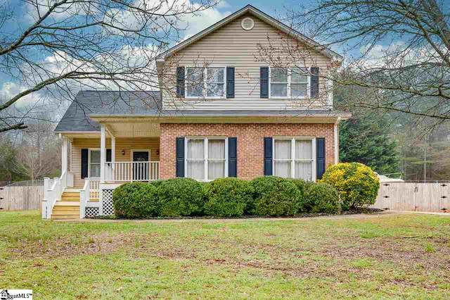 1209 Old Mill Road, Easley, SC 29642 (#1412679) :: Dabney & Partners