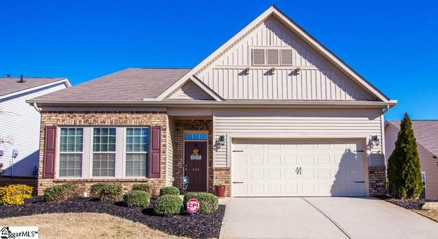 105 Evansdale Way, Greenville, SC 29680 (#1412680) :: Connie Rice and Partners