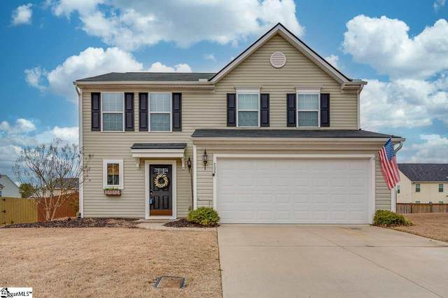 238 Creekside Way, Easley, SC 29642 (#1412691) :: Connie Rice and Partners