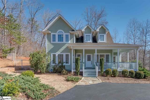 725 Laurel Ridge Road, Columbus, NC 28722 (#1412706) :: Connie Rice and Partners