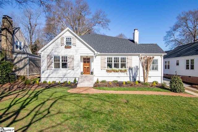 19 Woodvale Avenue, Greenville, SC 29605 (#1412725) :: Connie Rice and Partners