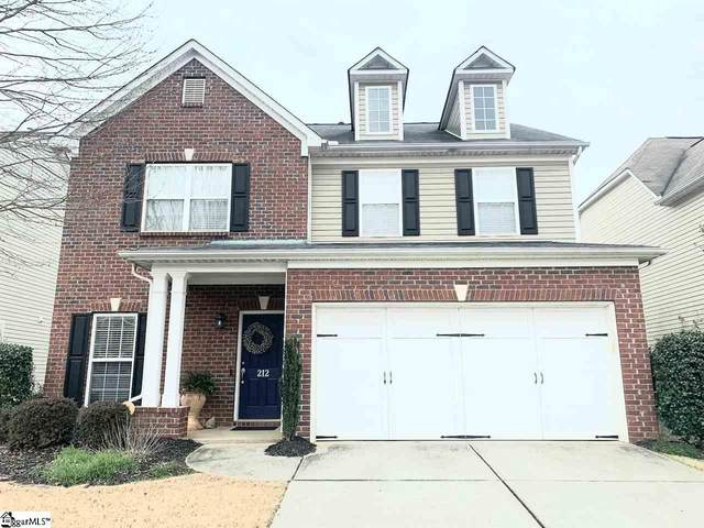 212 Barbours Lane, Greenville, SC 29607 (#1412777) :: The Robby Brady Team