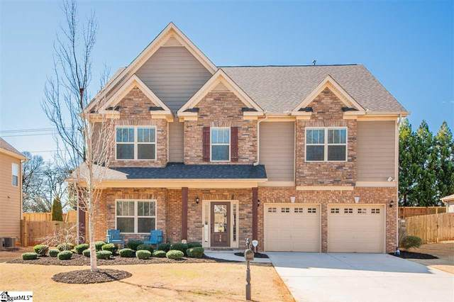 26 Ashby Grove Drive, Simpsonville, SC 29681 (#1412791) :: The Toates Team