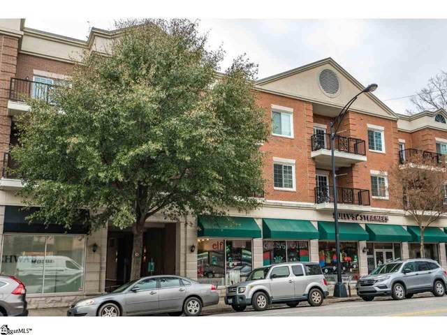10 E Washington Street Unit 3J, Greenville, SC 29601 (#1412805) :: The Haro Group of Keller Williams