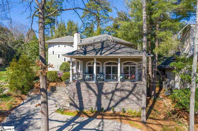 33 Rock Creek Drive, Greenville, SC 29605 (#1412851) :: Connie Rice and Partners
