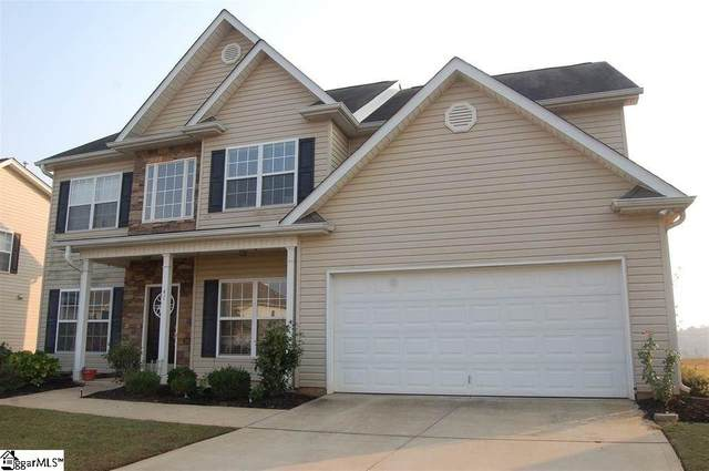 41 Hurshfield Court, Taylors, SC 29687 (#1412858) :: Connie Rice and Partners