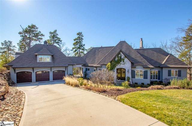14 Bella Citta Court, Greenville, SC 29609 (#1412873) :: Connie Rice and Partners