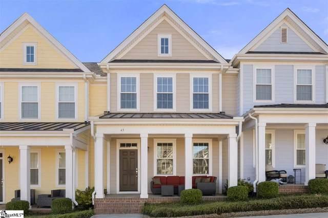 43 Shadwell Street, Greenville, SC 29607 (#1412897) :: Hamilton & Co. of Keller Williams Greenville Upstate