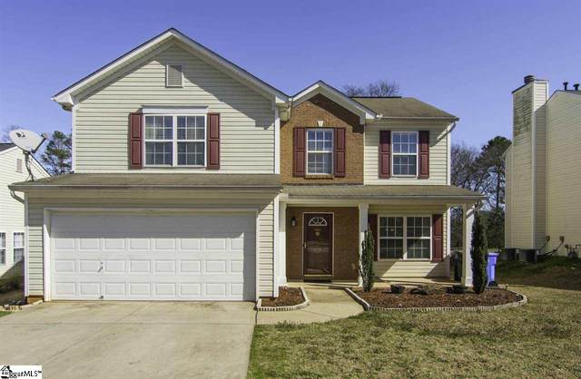 204 Sawyer Drive, Greenville, SC 29605 (#1412924) :: Connie Rice and Partners