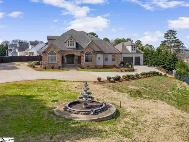 100 Deborah Lane, Greenville, SC 29611 (#1412931) :: Expert Real Estate Team