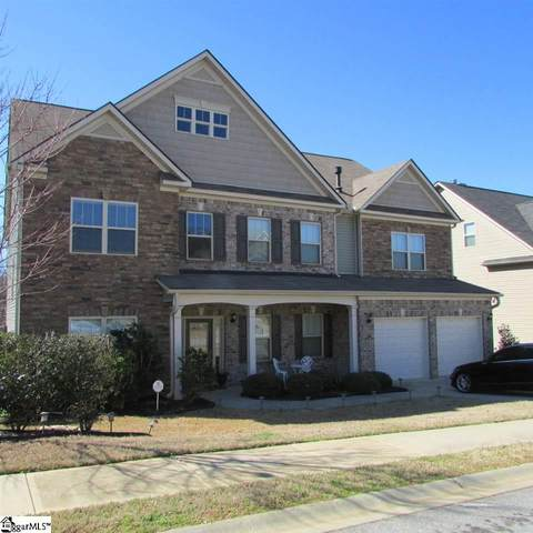 389 Heritage Point Drive, Simpsonville, SC 29681 (#1412953) :: Connie Rice and Partners