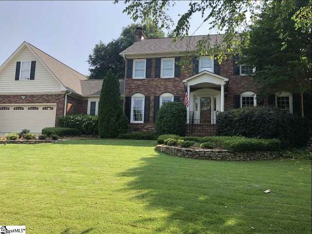 107 Dartmoor Drive, Greer, SC 29650 (#1412975) :: Coldwell Banker Caine