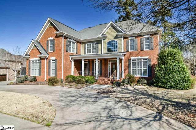 104 Weatherstone Lane, Simpsonville, SC 29680 (MLS #1412993) :: Resource Realty Group