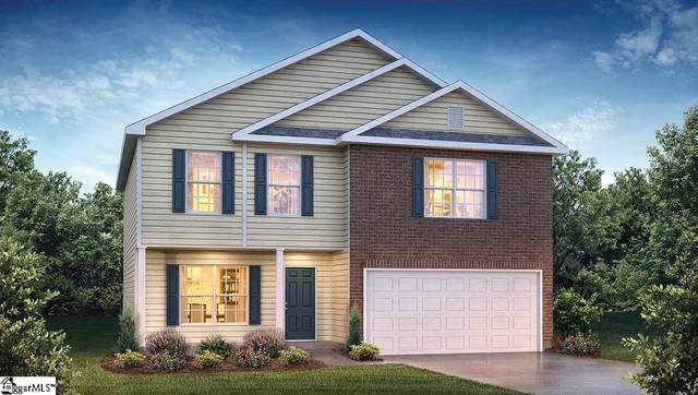 106 Blue Springs Way, Simpsonville, SC 29680 (#1413020) :: Coldwell Banker Caine