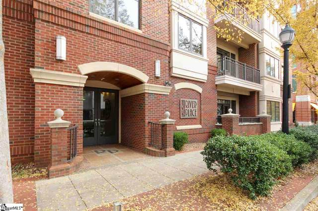 155 Riverplace Unit 103, Greenville, SC 29601 (#1413067) :: The Robby Brady Team