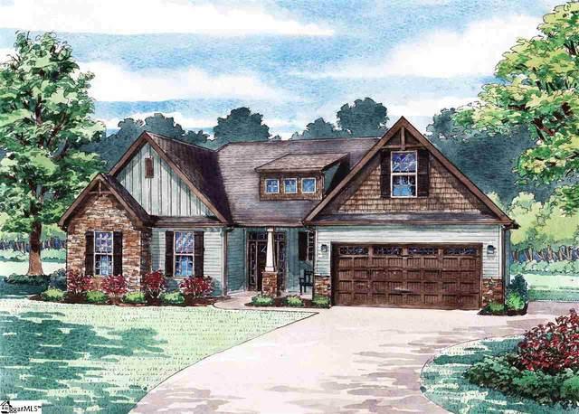 103 Ridgefield Lane Lot 37, Greer, SC 29651 (#1413080) :: Hamilton & Co. of Keller Williams Greenville Upstate