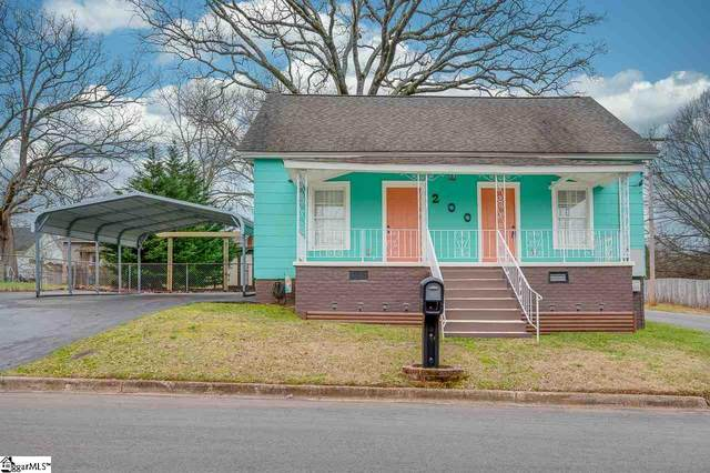 200 S 3rd Street, Easley, SC 29640 (MLS #1413117) :: Resource Realty Group