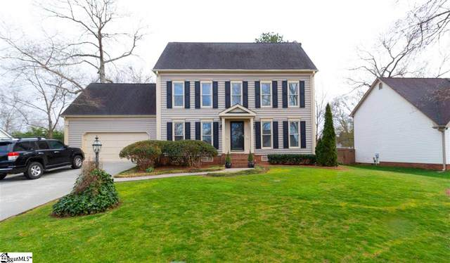121 Woodway Drive, Greer, SC 29651 (#1413180) :: The Robby Brady Team