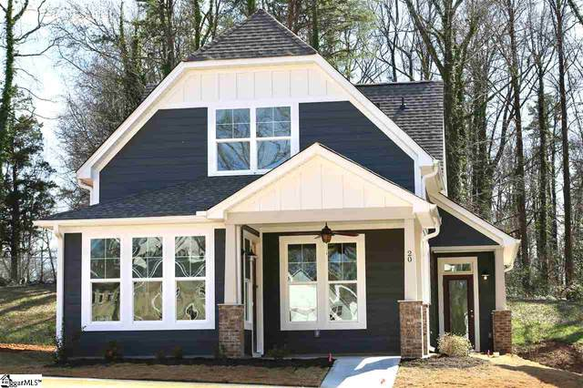 20 Cottage Knoll Circle, Greenville, SC 29609 (MLS #1413196) :: Resource Realty Group
