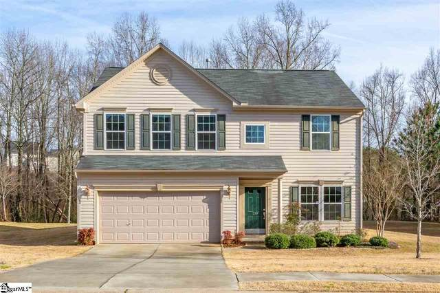210 Bridgeport Road, Boiling Springs, SC 29316 (#1413269) :: Connie Rice and Partners