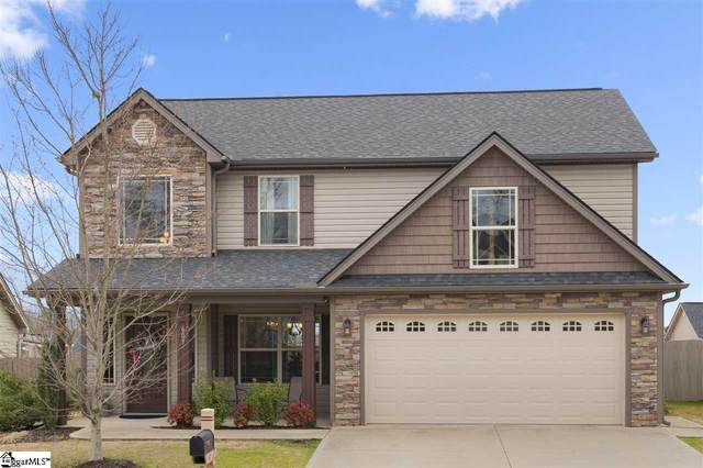 607 Marchbanks Road, Boiling Springs, SC 29316 (#1413299) :: Connie Rice and Partners