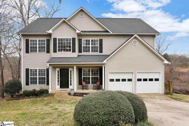 122 Briarpark Drive, Greer, SC 29651 (#1413303) :: Coldwell Banker Caine