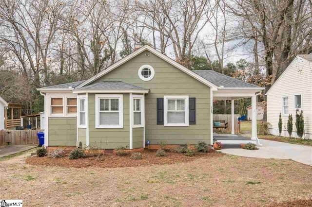 115 Brookway Drive, Greenville, SC 29605 (#1413334) :: Coldwell Banker Caine