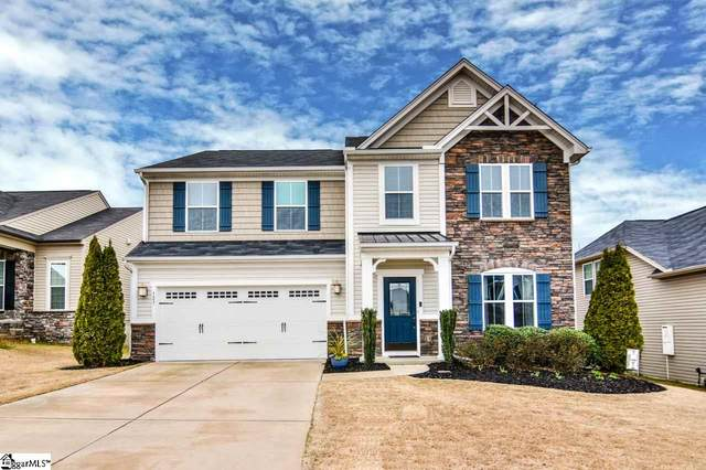127 Chapel Hill Lane, Simpsonville, SC 29681 (MLS #1413359) :: Resource Realty Group