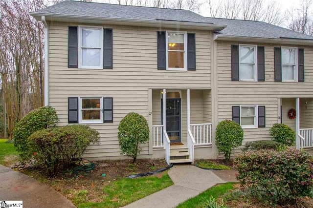 99 Falcon Crest Drive # 27, Greenville, SC 29607 (#1413377) :: Connie Rice and Partners