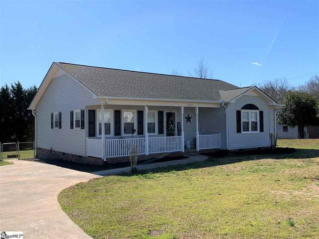 3075 Anderson Highway, Liberty, SC 29657 (#1413417) :: The Haro Group of Keller Williams
