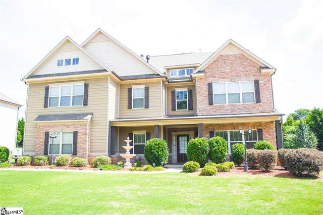 213 Tea Olive Place, Simpsonville, SC 29680 (#1413447) :: Hamilton & Co. of Keller Williams Greenville Upstate